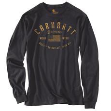 Carhartt 104439 - Relaxed Fit Midweight Long-Sleeve Legendary Graphic T-Shirt