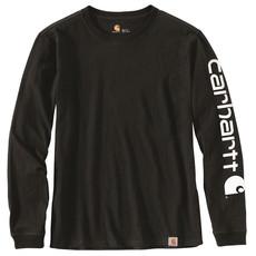 Carhartt 103401 - WK231 Workwear Sleeve Logo Long-Sleeve T-Shirt