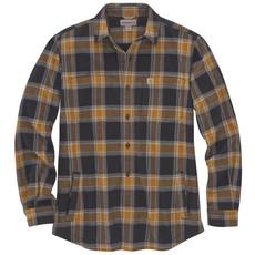 Carhartt 104450 - Rugged Flex Relaxed Fit Flannel Fleece Lined Plaid Shirt
