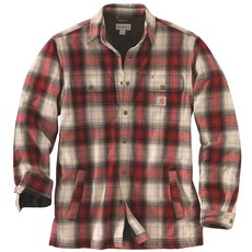 Carhartt 103821 - Hubbard Sherpa Lined Shirt Jac