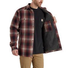 Carhartt 103353 - Hubbard Sherpa Lined Shirt Jac