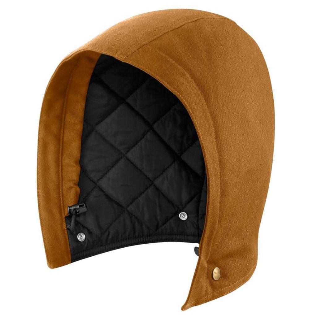 Carhartt 102366 - Sandstone Hood - Quilt Lined