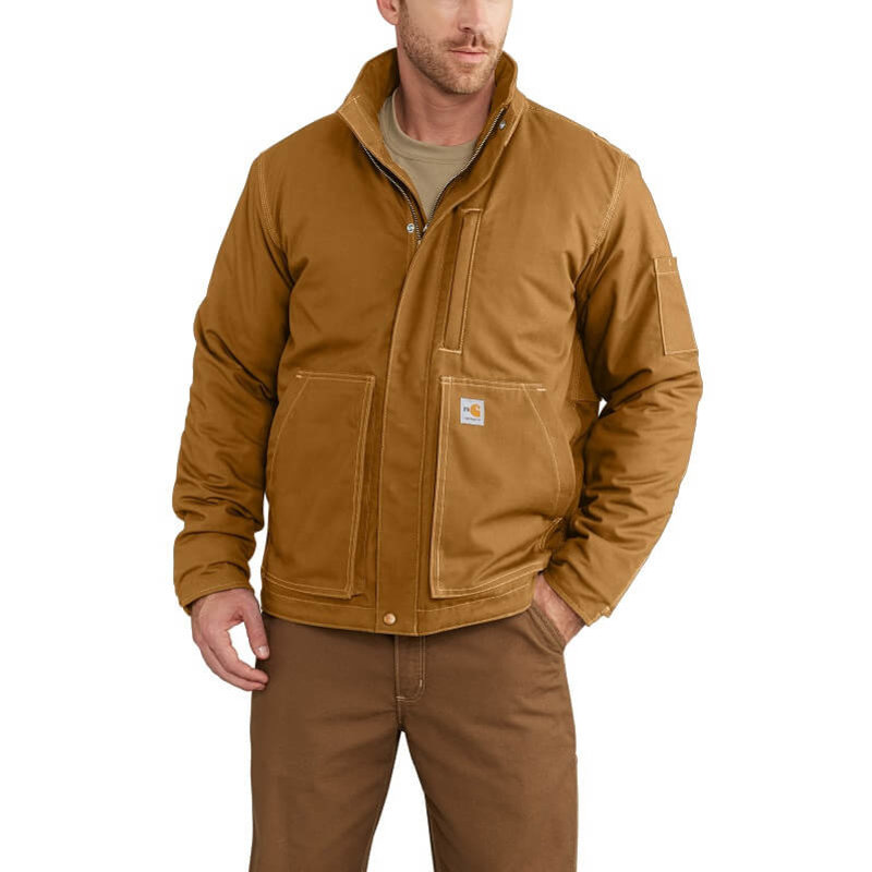 Carhartt 102692 - Carhartt Men's Full Swing Quick Duck Flame-Resistant Jacket