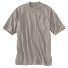 Carhartt 100234 - Men's Flame-Resistant Force Cotton Short Sleeve T-Shirt