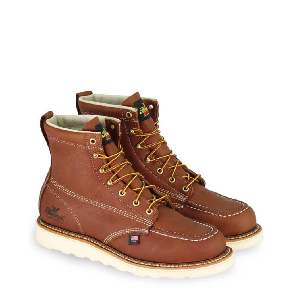 Thorogood 6-inch American Heritage Moc Toe Boots