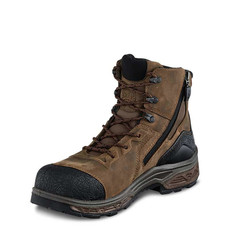 Irish Setter Kasota 6-inch Side-Zip Safety Toe Boots