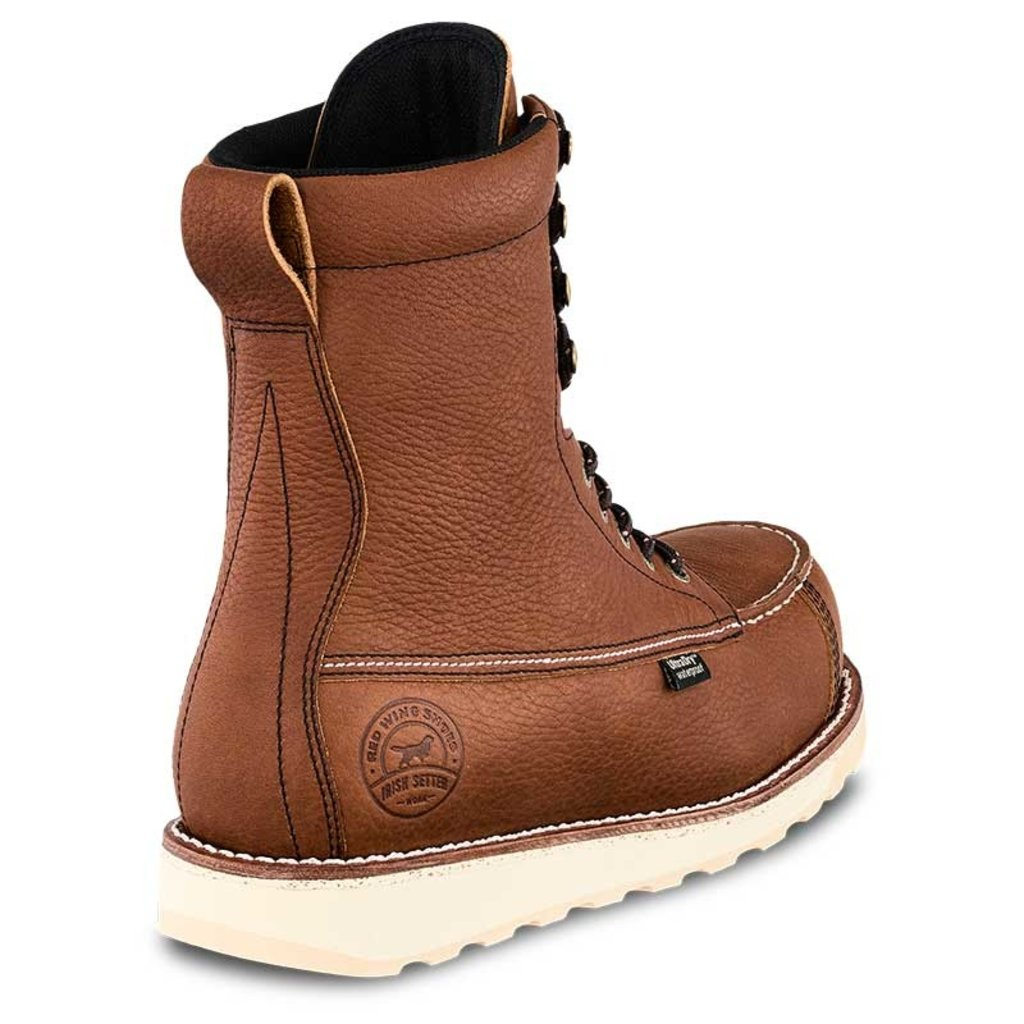 Irish Setter 8-inch Wingshooter Safety Toe Boots