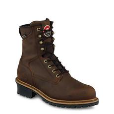 Irish Setter 8-inch Mesabi Insulated Safety Toe Boots