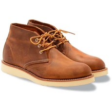 Red Wing Shoes Heritage Work Chukka