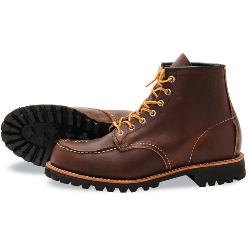 Red Wing Shoes Heritage 6-inch Roughneck Boots
