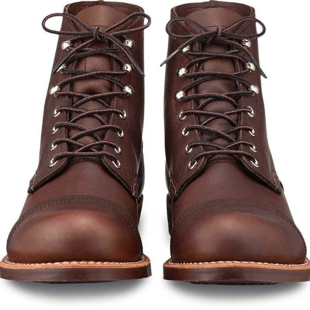 Red Wing Shoes Heritage 6-inch Iron Ranger Boots