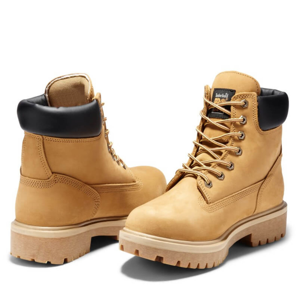 Timberland Pro 6-inch Waterproof Insulated Steel Toe Boots
