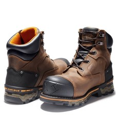 Timberland Pro 6-inch Boondock Safety Toe Boots