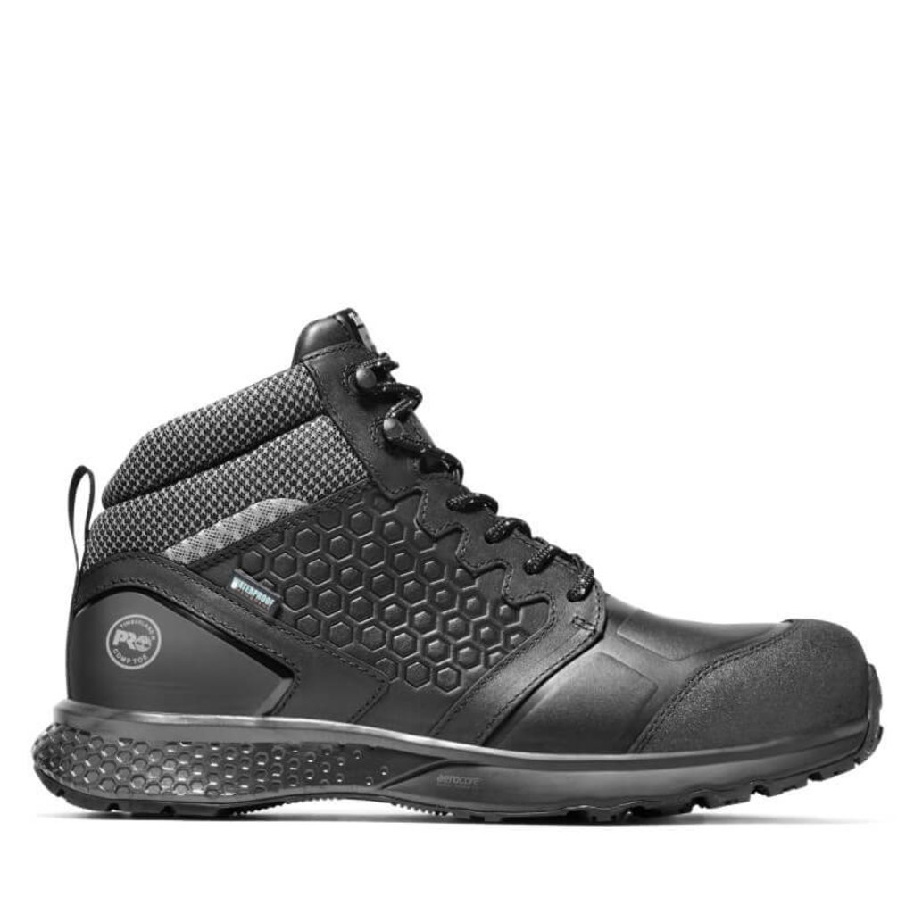 Timberland Pro Reaxion Comp-Toe Work Boots