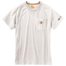 Carhartt 100410 - Force Relaxed Fit Midweight Short-Sleeve Pocket T-Shirt