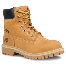 Timberland Pro Women's 6-inch Direct Attach Waterproof Insulated Steel Toe Boots
