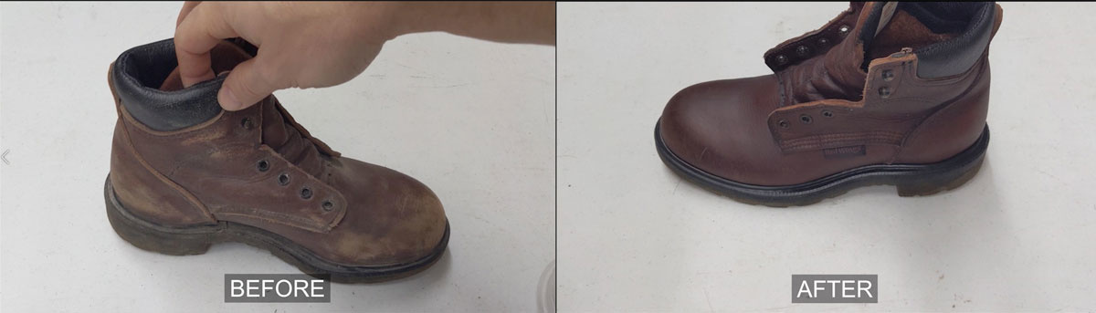 Before and After Naturseal