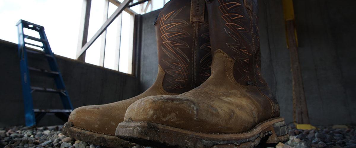 83912 Welding Boot
