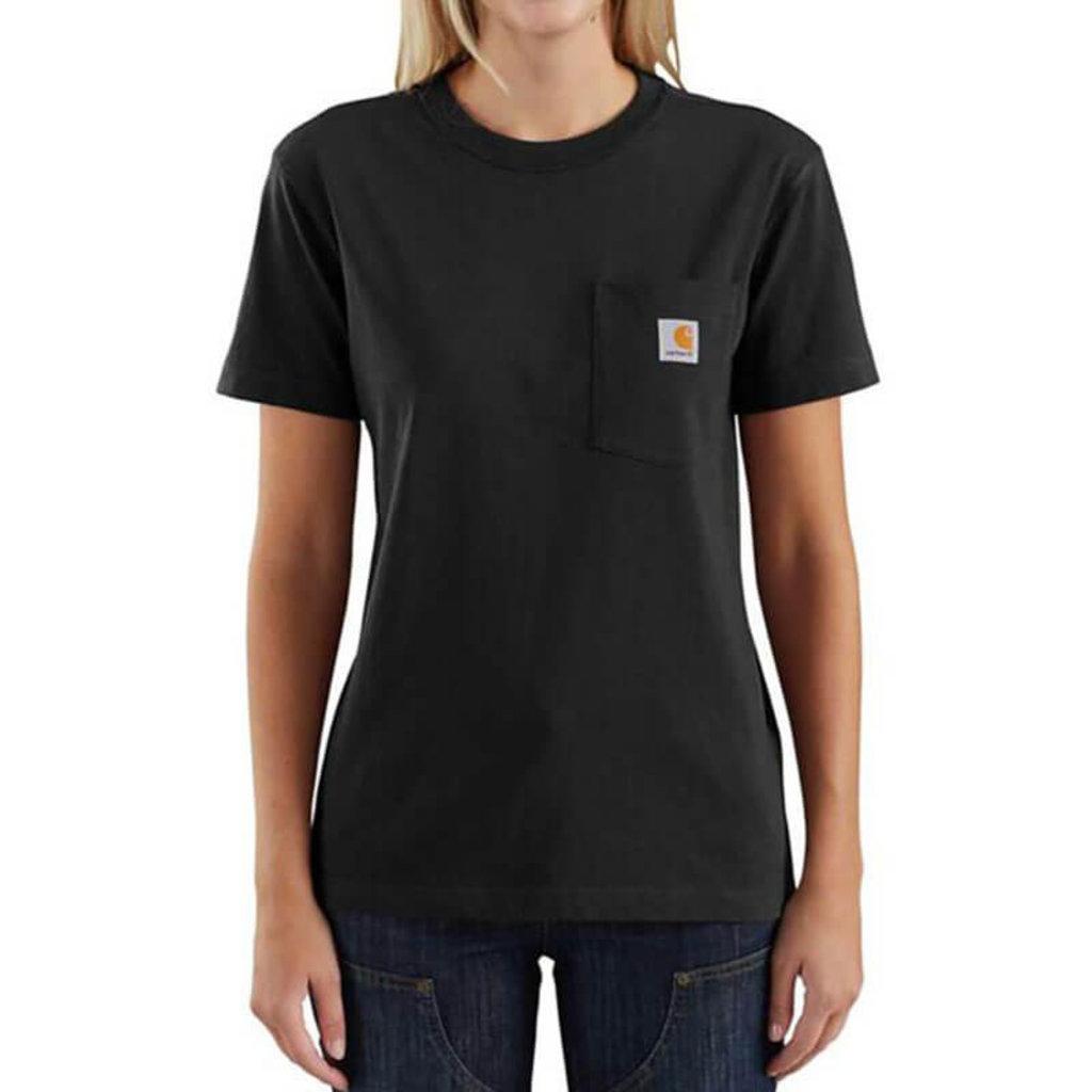 Carhartt 103067 - WK87 Workwear Pocket SS Tshirt