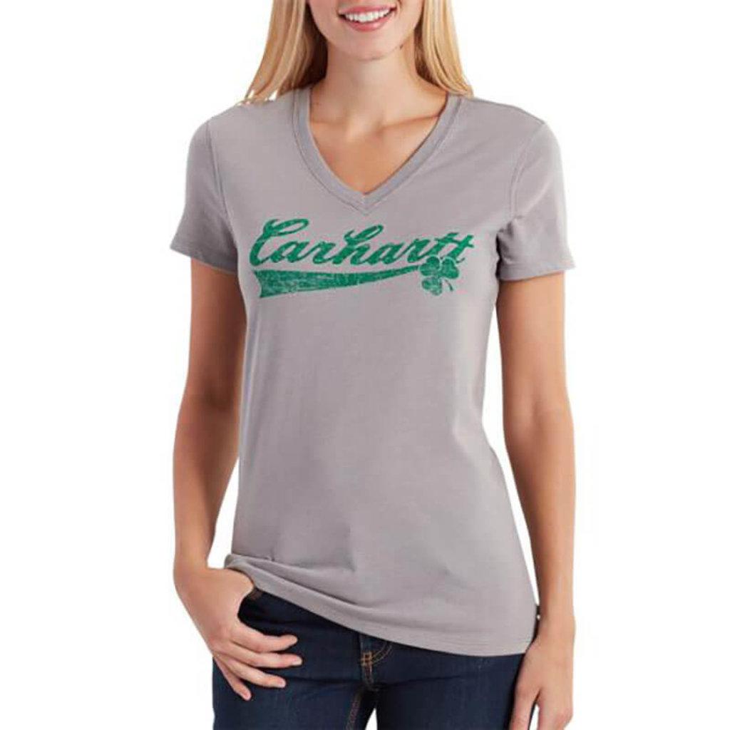 Carhartt 102606 - Lockhart Short Sleeve Shamrock Graphic T-Shirt