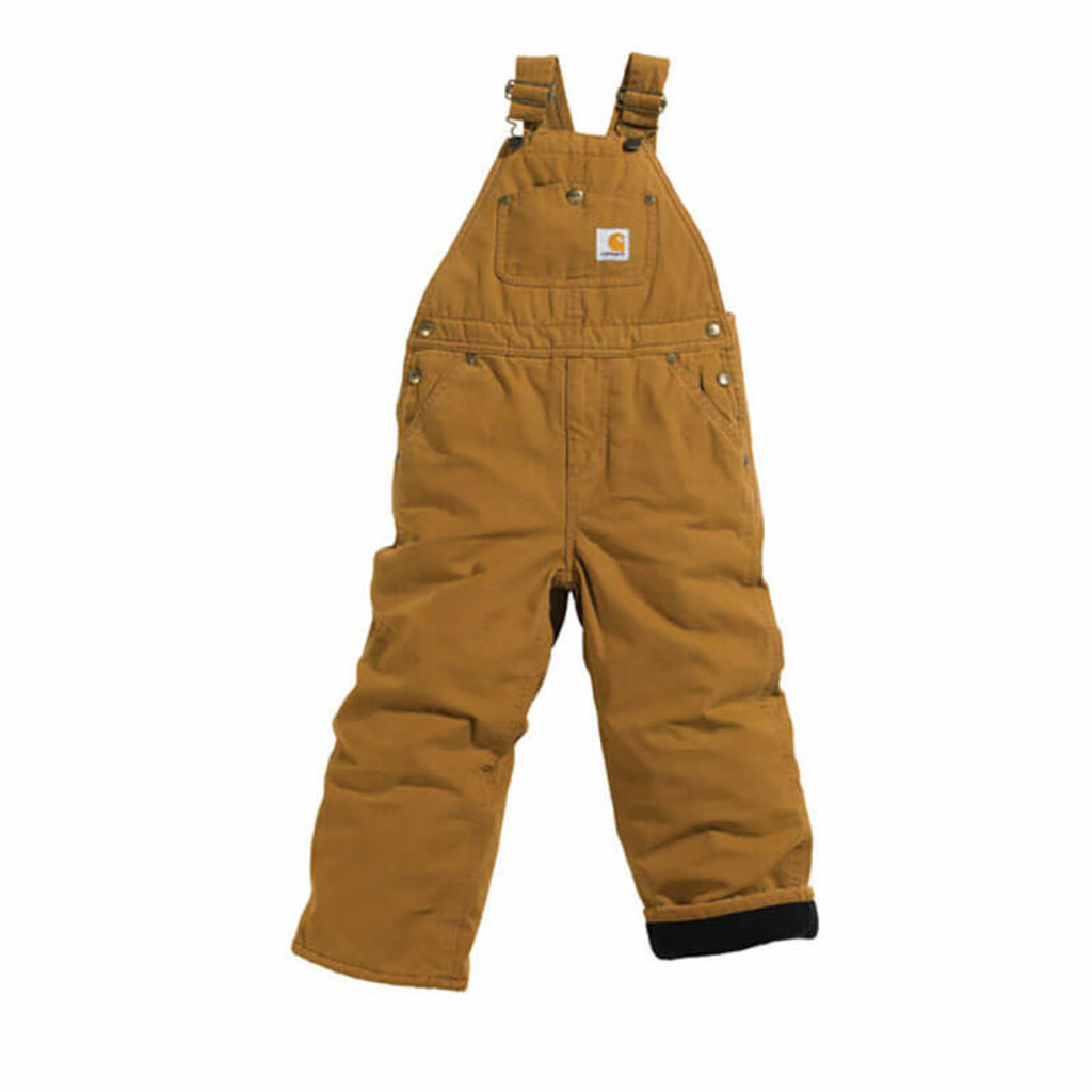 Carhartt CM8625 - Loose Fit Canvas Insulated Bib Overall