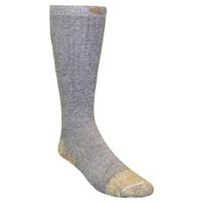 Carhartt A555-2 - All-Season Full Cushion Steel-Toe Cotton Work Boot Sock 2-Pack