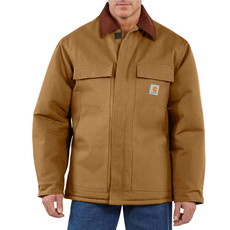 Carhartt C003 - Loose Fit Firm Duck Insulated Tradtional Coat