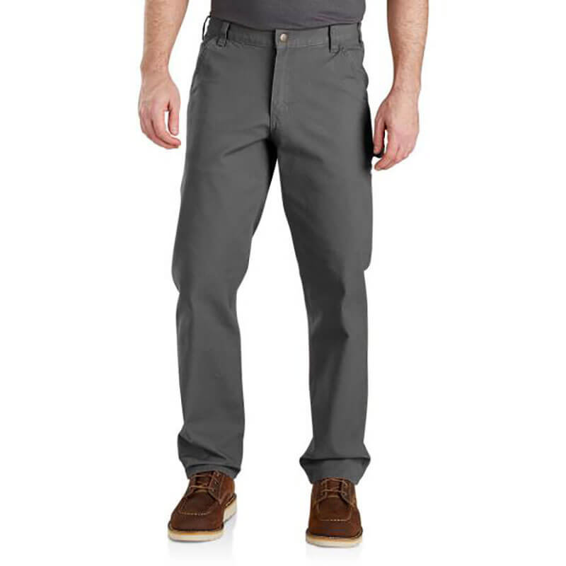 Carhartt 103279-GVL - Rugged Flex Relaxed Fit Duck Utility Work Pant