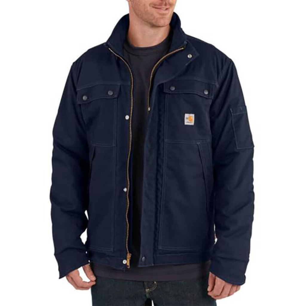 Carhartt 102182 - FR Full Swing Quick Duck Coat