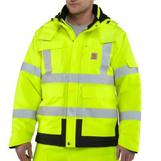 Carhartt 100787 - High-Visibility Sherwood Jacket