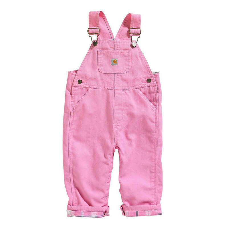 Carhartt CM9629 - Canvas Overall-Flannel Lined
