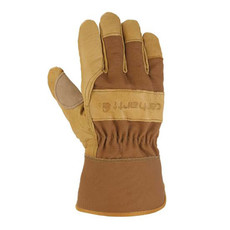 Carhartt A518 - Duck / Synthetic Leather Safety Cuff Glove