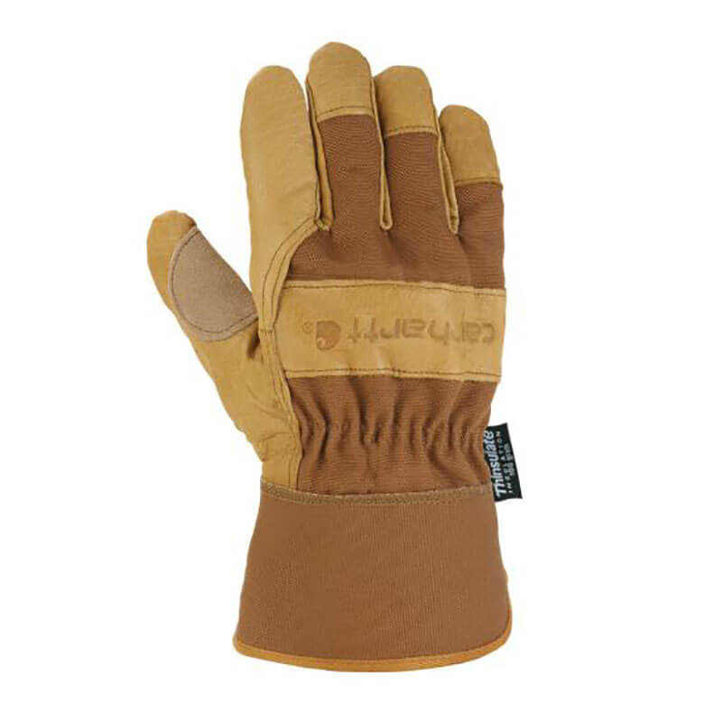 Carhartt A513 - Insulated Duck / Synthetic Leather Safety Cuff Glove