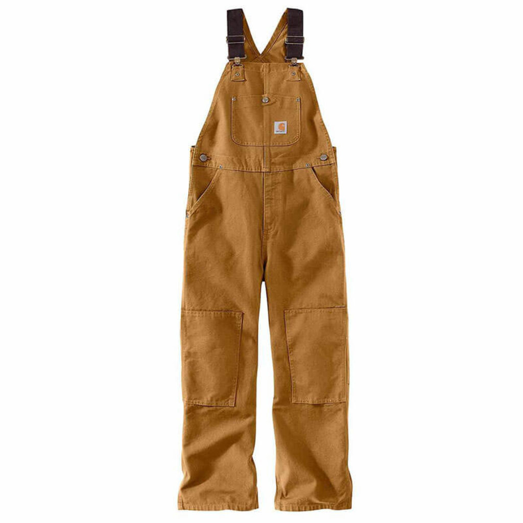 Carhartt CM8620 - Loose Fit Duck Insulated Bib Overall