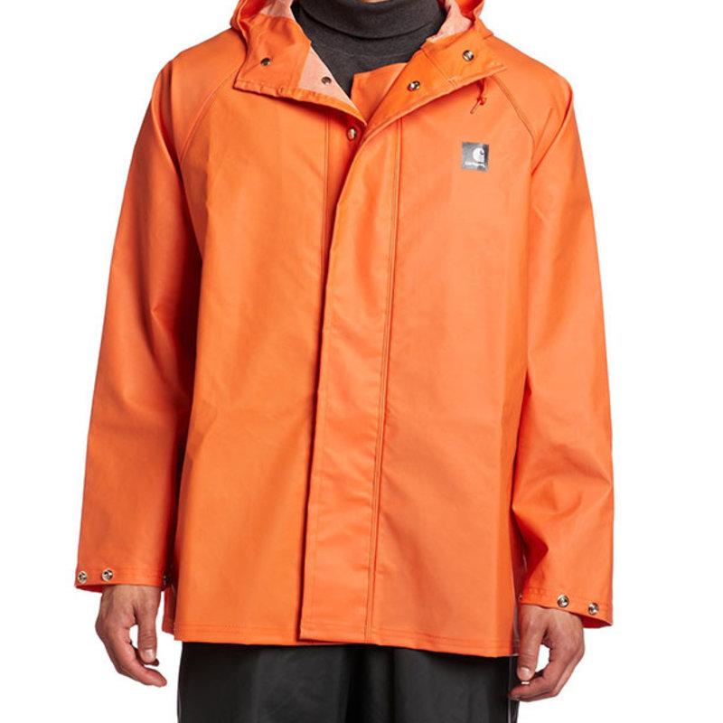 Carhartt Lightweight PVC Rain Coat - C79 - CLOSEOUT