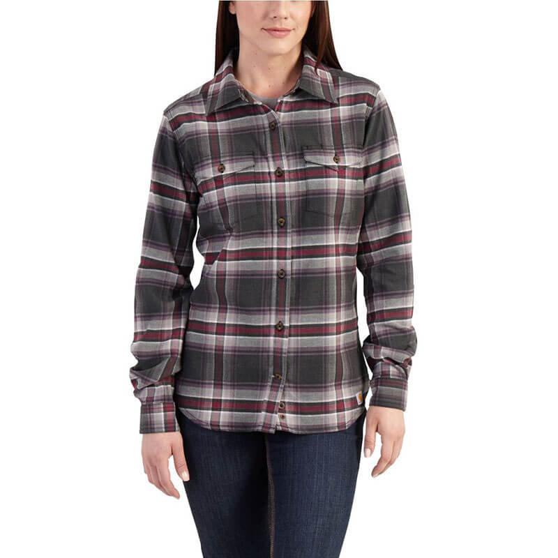 Carhartt Women's Hamilton Shirt - 102260 - CLOSEOUT