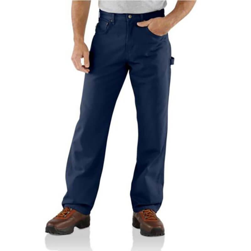 Carhartt Canvas Carpenter Loose Fit Pant - B159 -CLOSEOUT