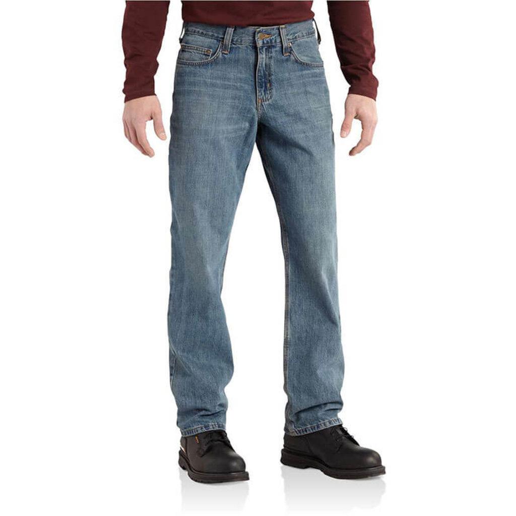 Carhartt Carhartt  Lightweight Straight Leg Relaxed Fit Jean -B320 -CLOSEOUT
