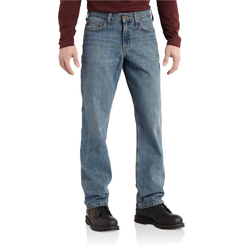 Carhartt Lightweight Straight Leg Relaxed Fit Jean -B320 -CLOSEOUT