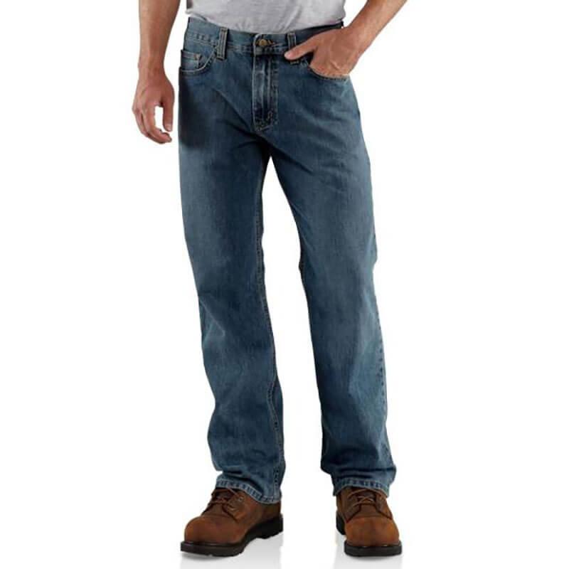 Carhartt Lightweight Straight Leg Loose Fit Jean - B325 -CLOSEOUT