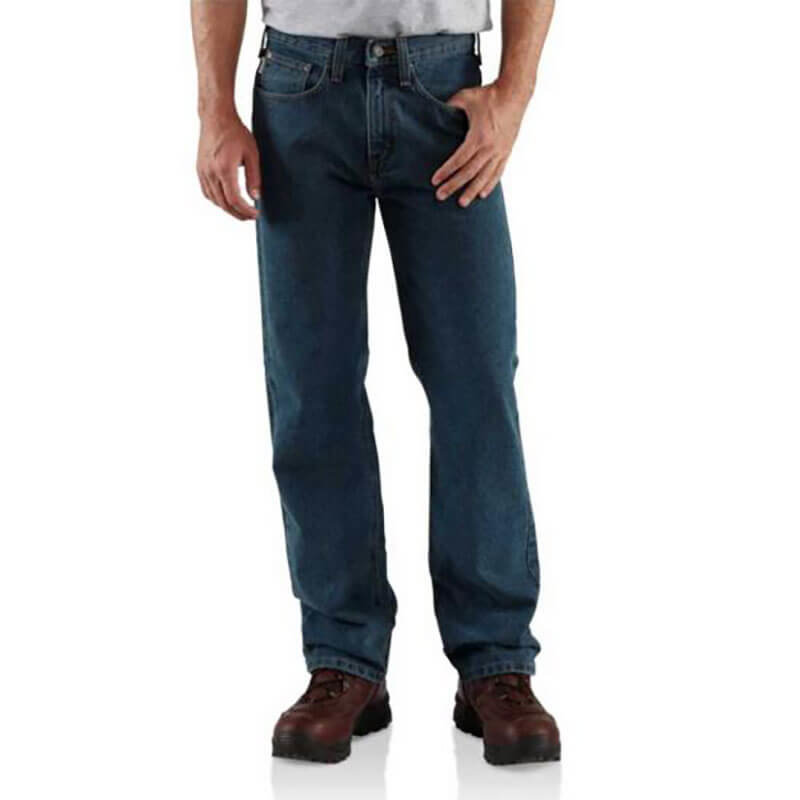 Carhartt Straight Leg Relaxed Fit Jean -  B460 -CLOSEOUT