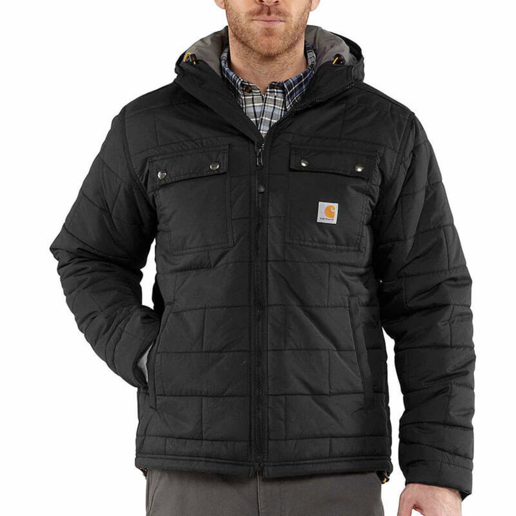 Carhartt Brookville Jacket - Quilt Lined - 100727 - CLOSEOUT