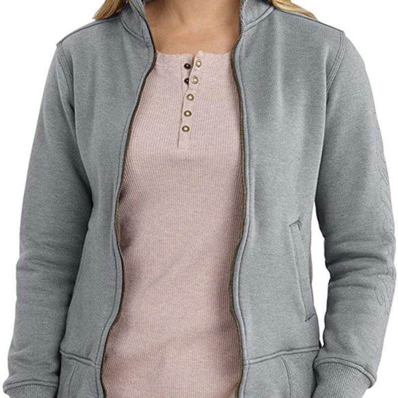 Carhartt Women's Dunlow Zip Front Sweatshirt -  102342 -CLOSEOUT