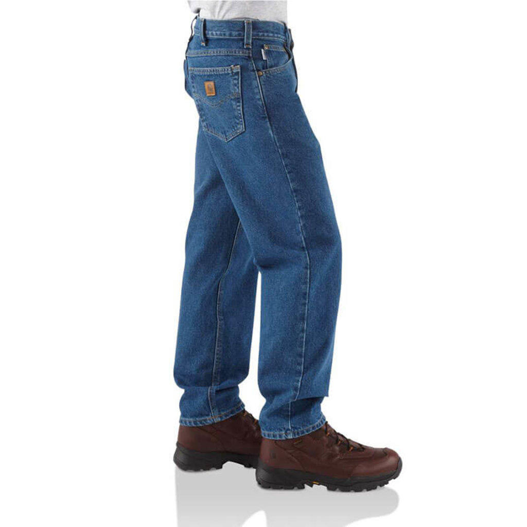 Carhartt B17 - Relaxed Fit Heavyweight 5 Pocket Tapered Jean - CLOSEOUT