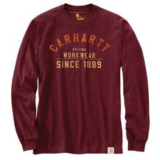 Carhartt Carhartt Original Workwear Graphic Long Sleeve T-Shirt 103839 - CLOSEOUT