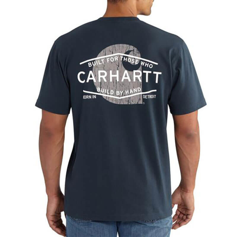 Carhartt Workwear Graphic Branded C Pocket Short - 102551 -CLOSEOUT