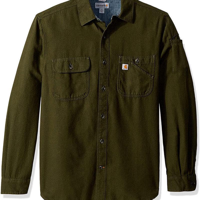 Carhartt Carhartt Men's Beartooth Solid Long Sleeve Shirt - 103318 - CLOSEOUT