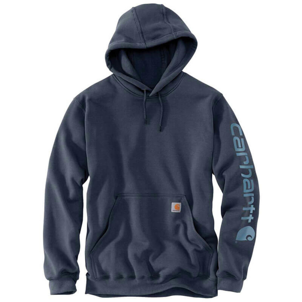 Carhartt K288 - Loose Fit Midweight Sleeve Graphic Sweatshirt- CLOSEOUT
