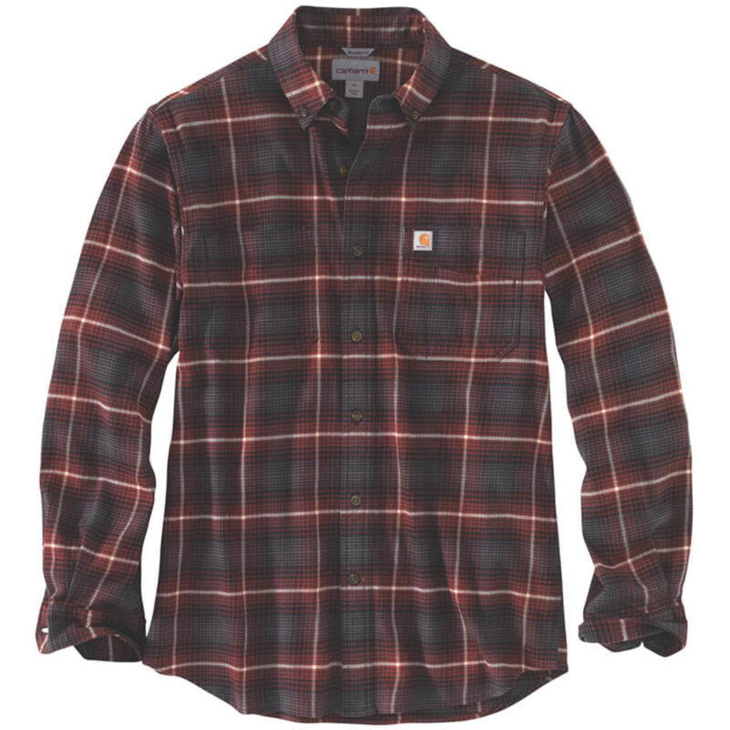Carhartt Carhartt Men's Rugged Flex Hamilton Plaid Shirt - 103314 - CLOSEOUT