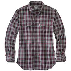 Carhartt Carhartt  Fort Plaid Long Sleeve Shirt - 101756 - CLOSEOUT